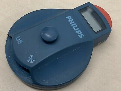 Philips Wireless US Fetal Wireless Probe Model M2726A Toco Transducer