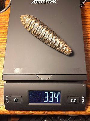 Cuckoo Clock Pine Cone Weight 334 grams (Lot N106)