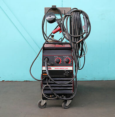 Lincoln Wirematic 255 Welder
