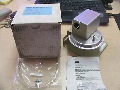 Barber Colman PC-301 - 2 Position SPDT Air Flow Pressure Switch