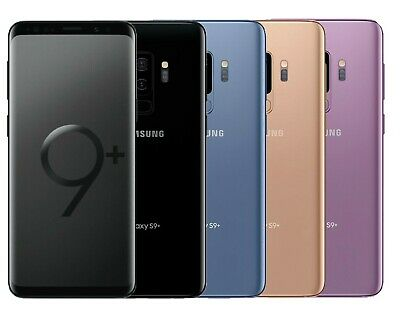 Samsung Galaxy S9+ Plus SM-G965U 64GB GSM/ CDMA Unlocked T-Mobile AT&T Verizon