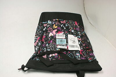656acf9ce Olympia Fashion Rolling Shopper Tote Butterfly 2300 cu Lightweight  Retractable