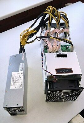 BITCOIN RISING NOW! - Bitmain AntMiner S9 SHA256 Bitcoin 13.5TH/s Miner inc. PSU