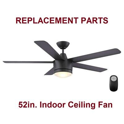 Petersford 52 In Led Brushed Nickel Ceiling Fan Replacement Parts 9 98 Picclick