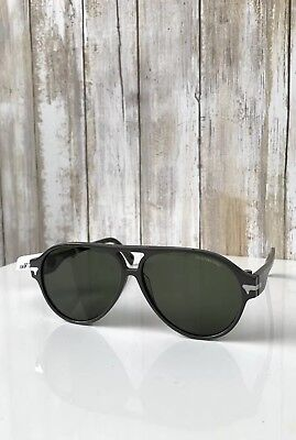 2239ad1ab550c G- Star Raw Thin Sniper Matte Grey Acetate Mens UV Shades Sunglasses GS608S  035