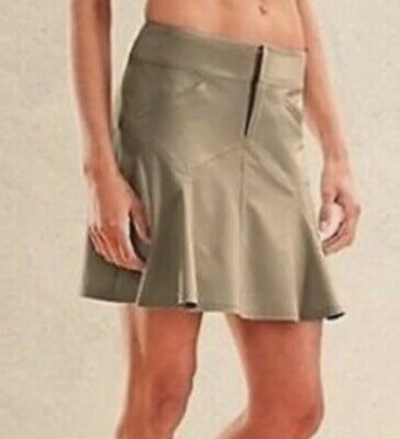 Athleta Women's Skirt Olive Green Size 16 Euc Clothing, Shoes & Accessories