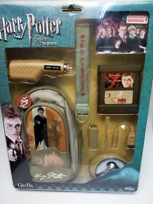 HARRY POTTER PACK ACCESORIOS NINTENDO DS LIE -DSi NUEVO
