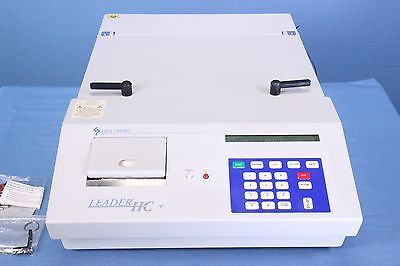 MGM Instruments Gen-Probe Leader HC + Luminometer Spectrophotometer w/ Warranty