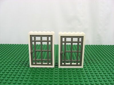 1x Door Frame 2x6x7 4071 Choose Color /& Quantity Barred 4611 Lego