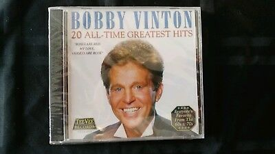 Bobby Vinton 20 All Time Greatest Hits New CD