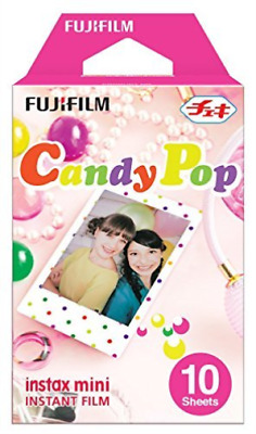 Instax Mini Candypop Film Pk Of 10Exp NEW