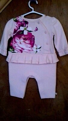 997f80c57 BAKER BY TED Baker Baby girls jumpsuit   Baby Zara jumpsuit - £4.00 ...