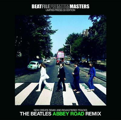 THE BEATLES / ABBEY ROAD REMIX BEATFILE  Press 1CD *F/S