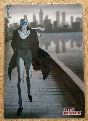 Japan CITY HUNTER SHITAJIKI A pencil board tsukasa hojo manga anime nicky larson
