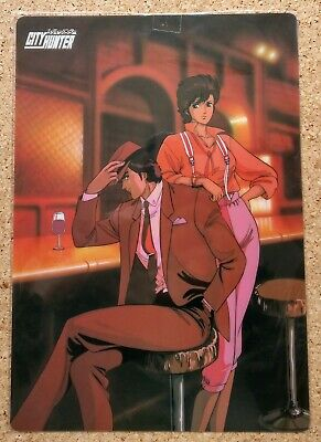 Japan CITY HUNTER SHITAJIKI B pencil board tsukasa hojo manga anime nicky larson