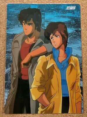 Japan CITY HUNTER SHITAJIKI C pencil board tsukasa hojo manga anime nicky larson