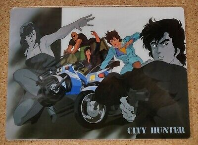 Japan CITY HUNTER SHITAJIKI D pencil board tsukasa hojo manga anime nicky larson