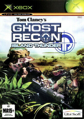Tom Clancy's Ghost Recon Island Thunder (Xbox Pal) Pre-Owned, Free Postage.
