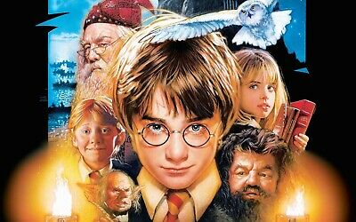 NEW Blu-Ray + Digital HD Harry Potter Complete 8-Film Collection - 16 DISC SET