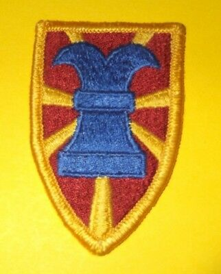 Army 77 Sustainment Brigade Unit Crest New Enameled USA Made