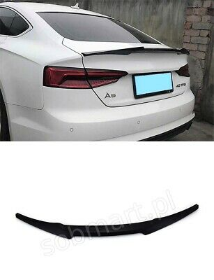 Audi A5 F5 2016+ Coupe Boot Spoiler Trunk Spoiler