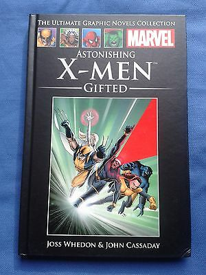 The Ultimate Graphic Novels Collection - Astonishing X-MEN Gifted / EN INGLÉS HC