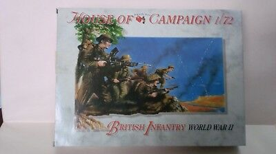 British Infantry World War Ii 1/72