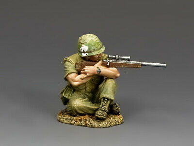 King and (&) Country VN02 - USMC Sniper