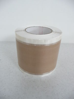 heat /vacuum sealer/packer PTFE HS glass Teflon tape 120/100/90  * per mtr