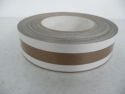 heat /vacuum sealer/packer PTFE zone glass Teflon tape 15/16/15  * per mtr