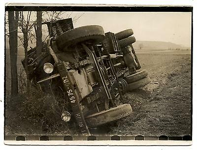 Photographie.camion.accident.truck