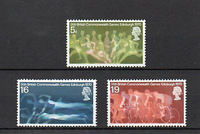 British 1970 MNH set from Commonwealth games