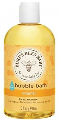 Burt's Bees Baby Bee Bubblebath 350ml (PACK OF 5) - RRP £49.99