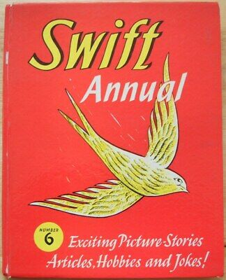 Swift Annual Number 6 (1960)
