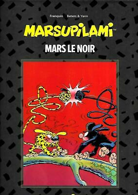 MARSUPILAMI 3°°MARS LE NOIR°°FRANQUIN-HACHETTE collection 2014