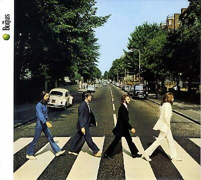 The Beatles - Abbey Road SEALED CD  WHICH HAS MINI MAKING OF MOVIE ON IT.