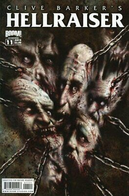Hellraiser, Clive Barkers (Boom!) (Vol 1) #  11 Near Mint (NM) CoverB MODN AGE C