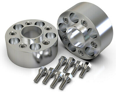 60Mm 5X118 71.1Mm Hubcentric Wheel Spacer Kit Uk Made Fiat Ducato Box Bus