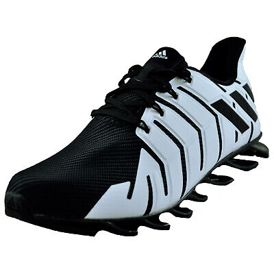 Adidas SpringBlade Pro Men's Premium Running Shoes Fitness Gym Trainers Black