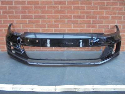 Vw Scirocco R Line Edition Facelift Front Bumper 14 To 17 With Pdc Holes*D2