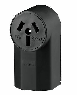 Cooper Wiring 112  50-A 125/250  3-Pole 3-Wire Surface Mount Range Outlet