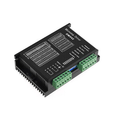 DM542 Stepper Motor Driver For 86 57 Series 2-phase Digital Stepper Motor Driver