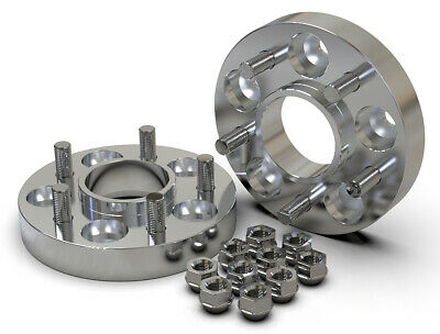 25Mm 5X120 72.6Mm Hubcentric Wheel Spacer Kit Uk Made Range Rover Discovery