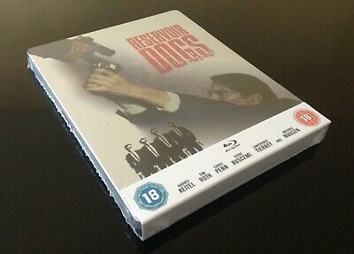 Steelbook Blu Ray Reservoir Dogs Edition Zavvi Exclusive // Neuf // New