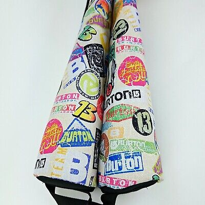 Burton Double Beeracuda Insulated Cooler Bag snowboarding beer holster 10 cans