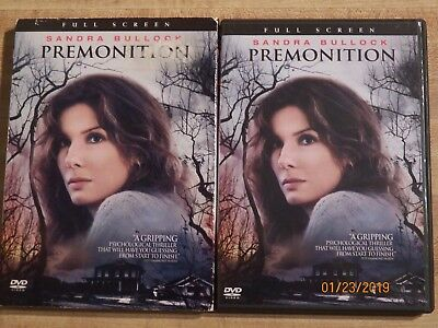 PREMONITION - SANDRA Bullock (Blu-ray) Like New - $4 99 | PicClick
