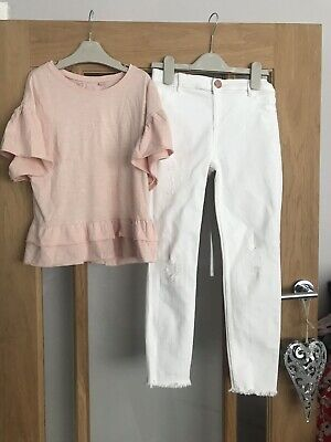 Girls Next Outfit - Jeans & Top Age 9 Years