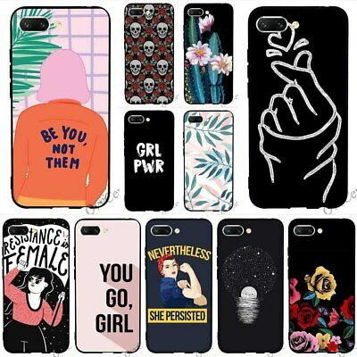 Silicon Cute Cover for Huawei Honor 7A Pro Case 10 8 9 Lite 7X Y6 Nova 3i 3 B128