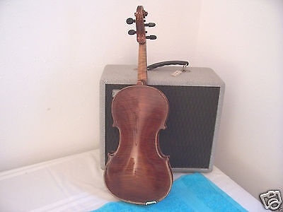 1904 Salvadora de Durro Violin Special model Antonius Stradivarius B&J  Germany