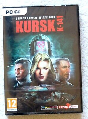 53037 - Undercover Missions Kursk K-141 [NEW & SEALED] - PC (2015) Windows 8